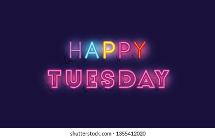 Tuesday Type Images, Stock Photos & Vectors   Shutterstock