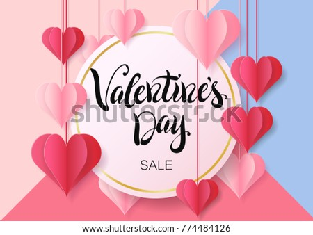 Happy valentines day design greeting card stock vector royalty free happy valentines day design for greeting card can be used on banners or web m4hsunfo