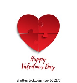 puzzle and heart images stock photos vectors shutterstock