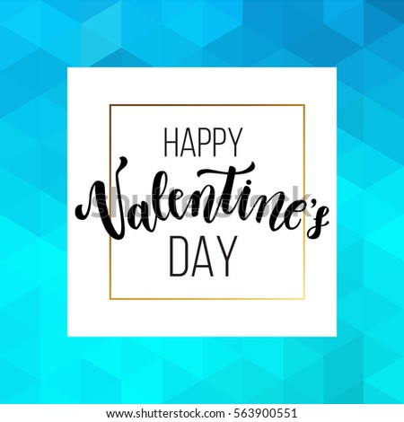 graphic about Happy Valentines Day Banner Printable known as Content Valentines Working day Greeting Card Intimate Inventory Vector
