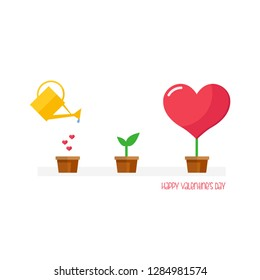 Happy Valentines Day Heart seed