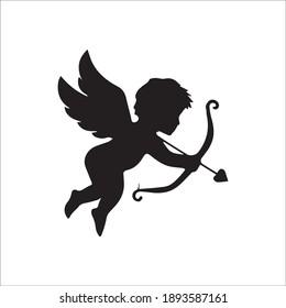Happy Valentine's Day vector icon on white background