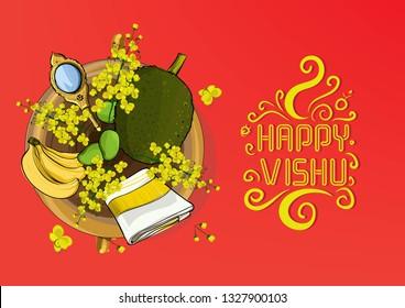 happy vishu festival india