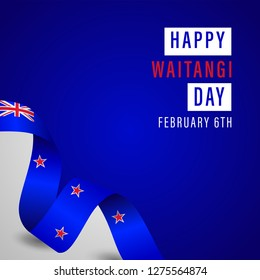 Happy Waitangi Day (Treaty of Waitangi)