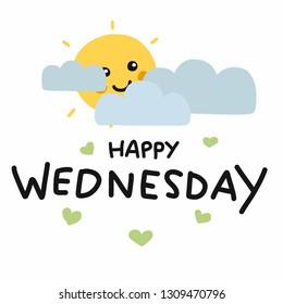 Happy Wednesday Images, Stock Photos & Vectors | Shutterstock