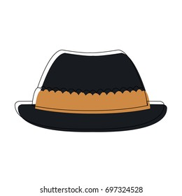 hat for men in switzerland culture clothes