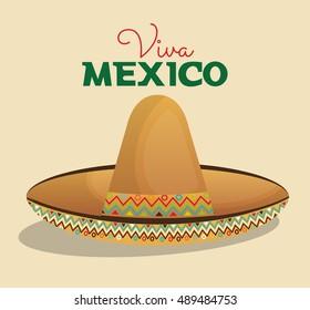 hat mexican beige color design 6dcf0672b26