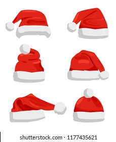 Santa Hat Drawing Images Stock Photos Vectors Shutterstock