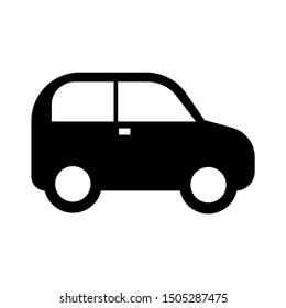 hatchback car icon - From Transportation, Logistics and Machines icons set