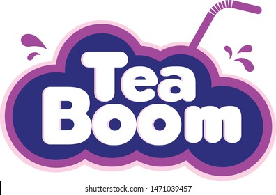 I have designed this Logo to represent Tea Boom - it is Fun and enticing and I feel the Logo would be appealing to the Young Market. This is represented through the use of the playful Font, tasty look