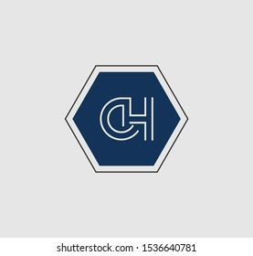 HC logo and icon designs