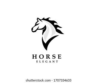 Head horse art design inspiration
