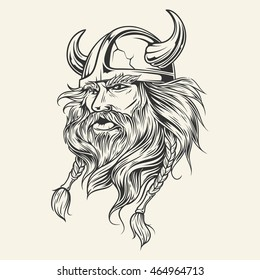 Head Viking