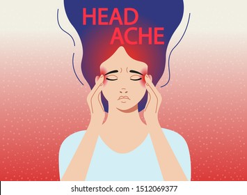 Headache Cartoon Images Stock Photos Vectors Shutterstock