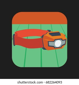 headlamp icon