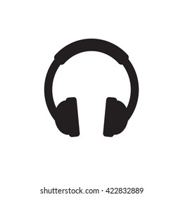 headphones logo images stock photos vectors shutterstock rh shutterstock com headphone vector icon headphone vector image