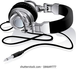 headphones to listen music