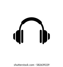 headphones vector icon