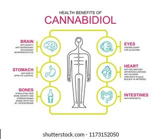 health benefits of cannabiol