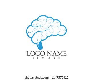 Health brain vector illustration