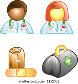 Health Care icons or design elements  (2 of 5)