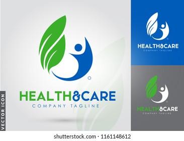 Health & Care Logo Design