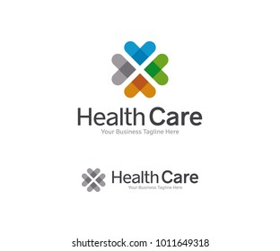 Health Care Logo Template