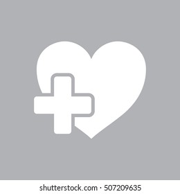 Health care vector icon