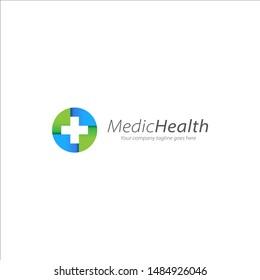 Health care/Medical Logo Design Vector Icon