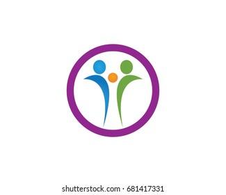 Health Family Care Logo