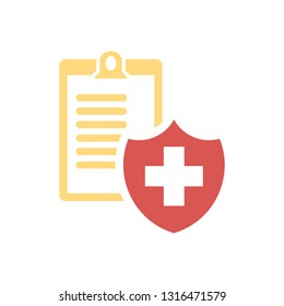 Health insurance form - Document sign