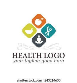 Health Logo - Medical Branding