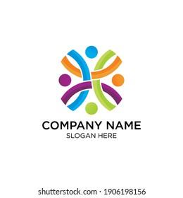Health logo, sports logo, family logo, education logo