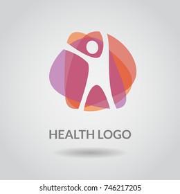 health logo vector template
