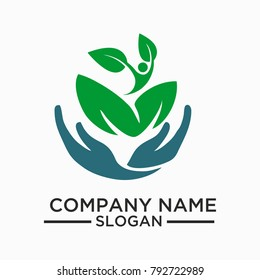 Health Logo and vector Template for business