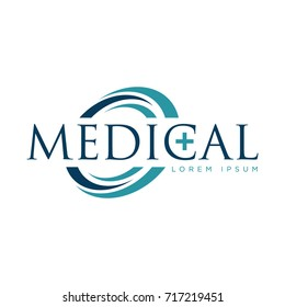 Health Medical Logo Design Symbol Icon