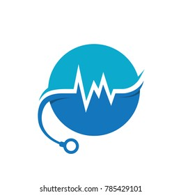 Health Medical Logo Template