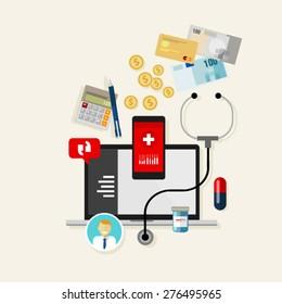 health medical service expense payment bill reform medicare