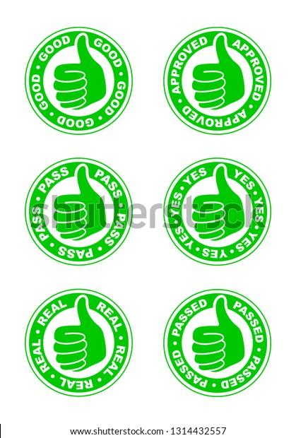 Health Safety Logos Stock Vector Royalty Free 1314432557