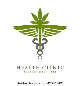 health symbol logo template tamplate