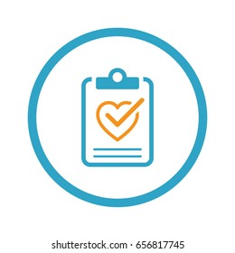 Health Check Icon Images, Stock Photos & Vectors | Shutterstock
