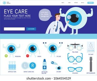 health vision sight. medical concept.