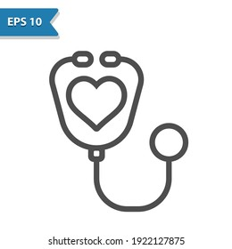 Healthcare Icon. Professional, pixel perfect icon, EPS 10 format.