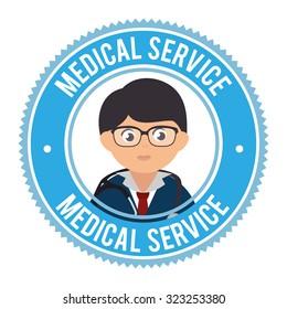 healthcare medical design, vector illustration eps10 graphic