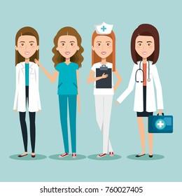 Healthcare professionals design