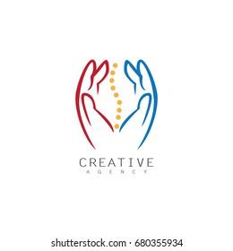 healthy hand logo