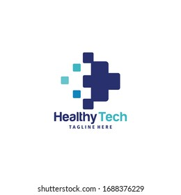 healthy logo icon vector isolated