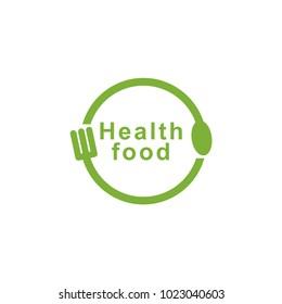 healthy restaurant logo