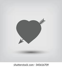 Heart and Arrow.