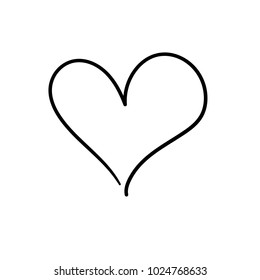 heart silhouette images stock photos vectors shutterstock rh shutterstock com heart border clip art black and white love heart clipart black and white